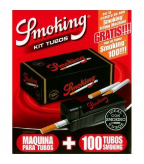 SMOKING KIT TUBOS