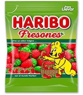 FRESONES HARIBO 100Grs.
