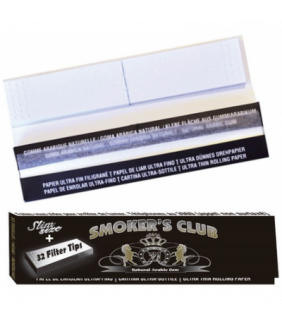SMOKER´S CLUB SLIM + TIPS