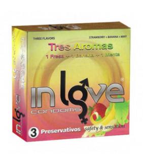 INOVE TRES AROMAS 3UD