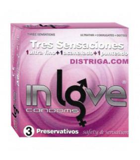 INLOVE TRES SENSACIONES 3UD