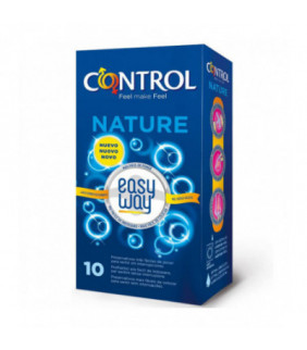 CONTROL NATURE EASY WAY 10UD