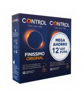 CONTROL FINISSIMO 12UD + 12UD