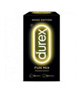 DUREX FUN MIX 10UD