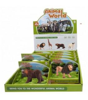 EXPOSITOR FIGURAS ANIMAL WORLD
