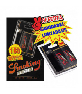 BLISTER 2 SMOKING DELUXE +...