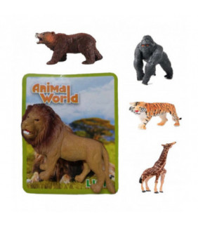 FIGURAS ANIMAL WORLD