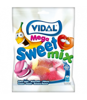 MEGA SWEET MIX VIDAL 100 grs.