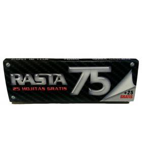 RASTA 75 HOJAS