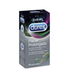 DUREX PLACER PROLONGADO 12UD