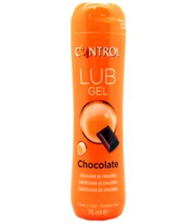 CONTROL LUB GEL CHOCOLATE 75ML