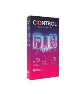 CONTROL FUN MIX 6UD