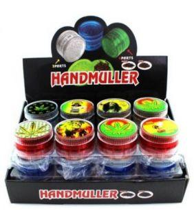 GRINDER HANDMULLER 3 PARTES