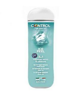 CONTROL MASSAGE ICE FEEL 200ML