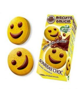 SONRISAS CHOC DE BISCUITS...