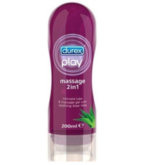DUREX PLAY MASSAGE ALOE...