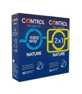 CONTROL EASY WAY NATURE 2X1