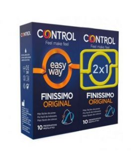 CONTROL  EASY WAY FINISSIMO...