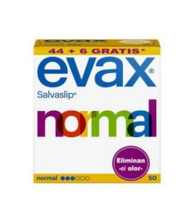SALVASLIP EVAX 44+6 GRATIS