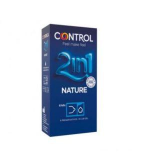 CONTROL 2 EN 1 NATURE 6UD