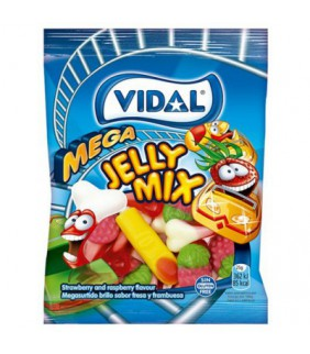 MEGA JELLY MIX VIDAL 100 grs.