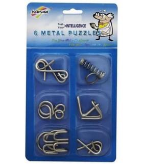 PUZZLE DE METAL BLISTER
