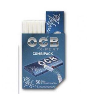 COMBIPACK. OCB BLUE + FILTROS