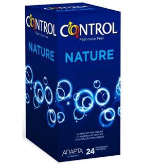 48 CONTROL NATURE 3UD + GEL REGALO