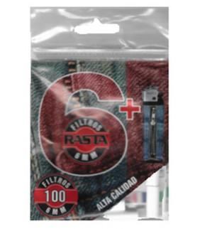 BOLSA FILTROS RASTA +...