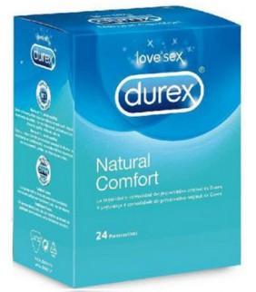 DUREX NATURAL COMFORT 24UD