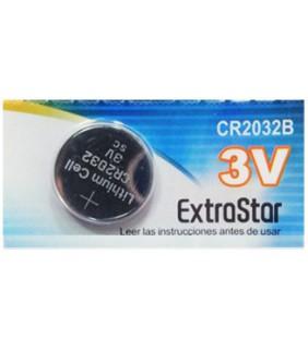PILA EXTRASTAR CR2032
