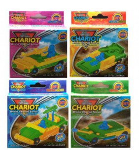 VEHÍCULO CHARIOT MONTABLE